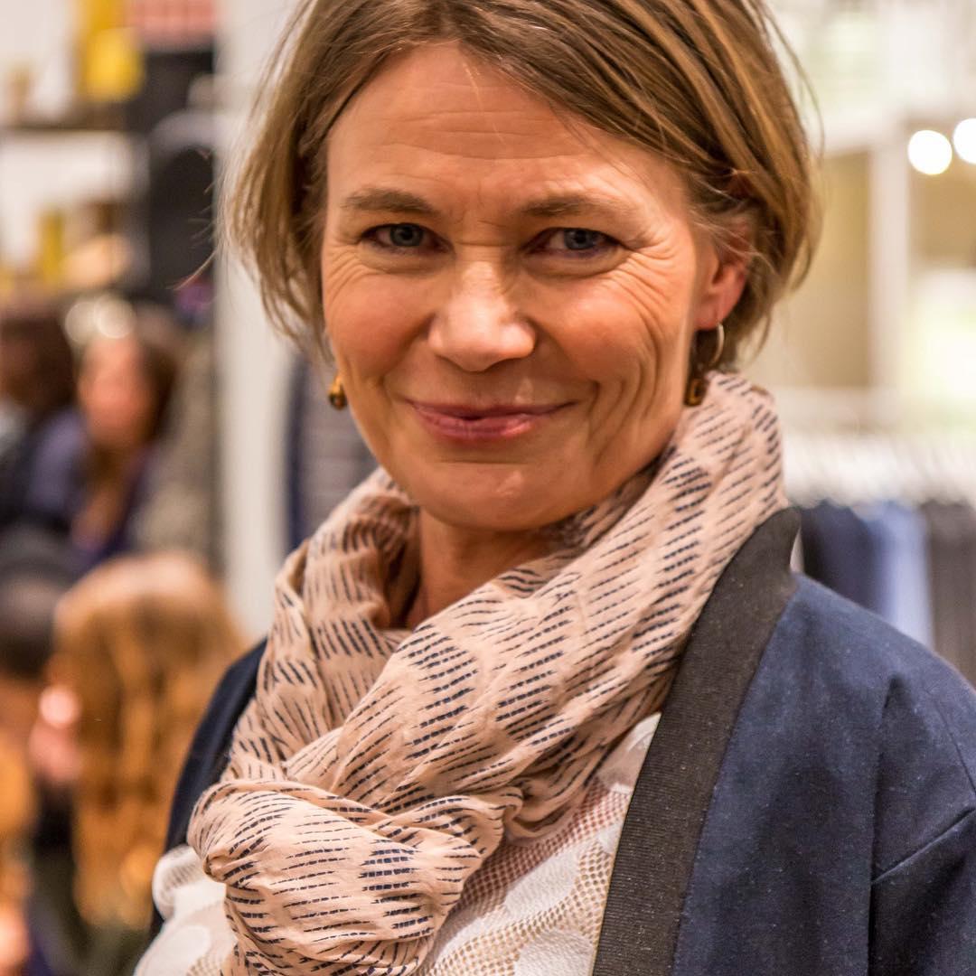 Christina i Superlove til Københavns modeuge