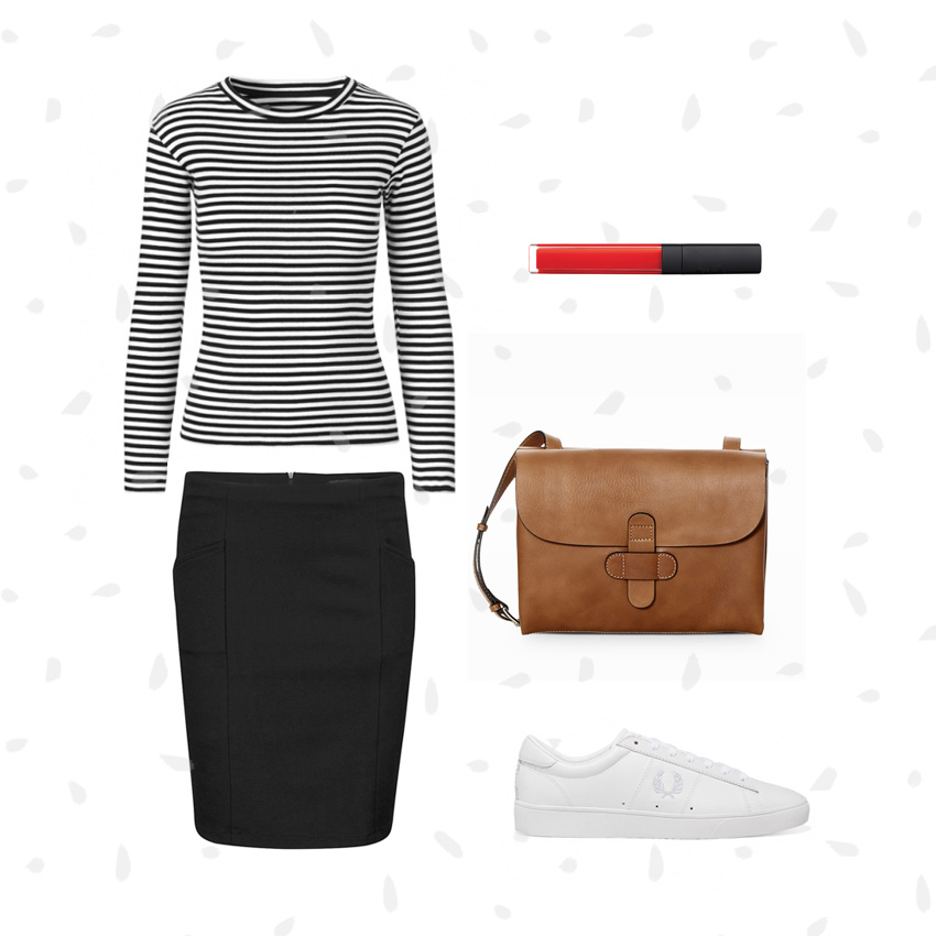 Go-to outfits - det afslappede med sneakers