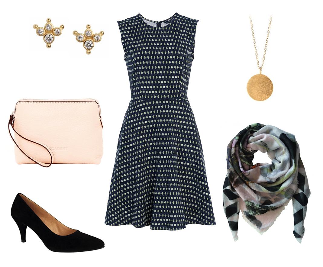 Stylingtips til kjoler til fest