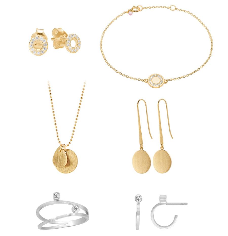 Smykker til dit fest-look