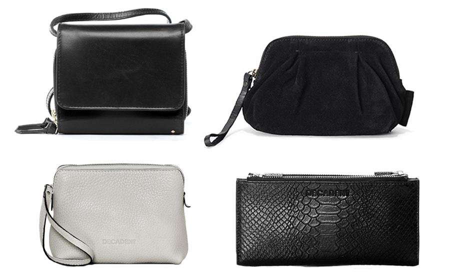 Taske, clutches og punge