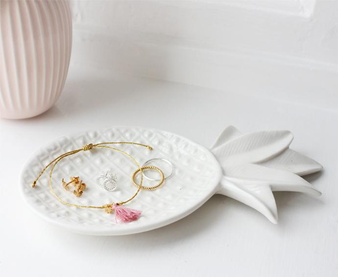 Sådan opbevarer du dine smykker
