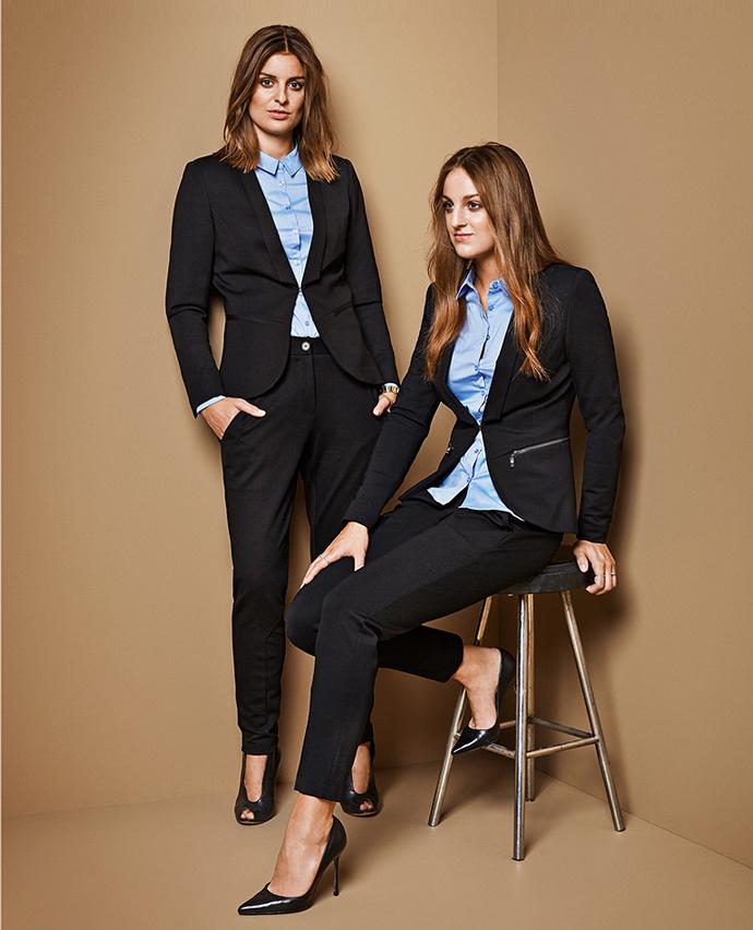 PBO jakkesæt med for af polyester.