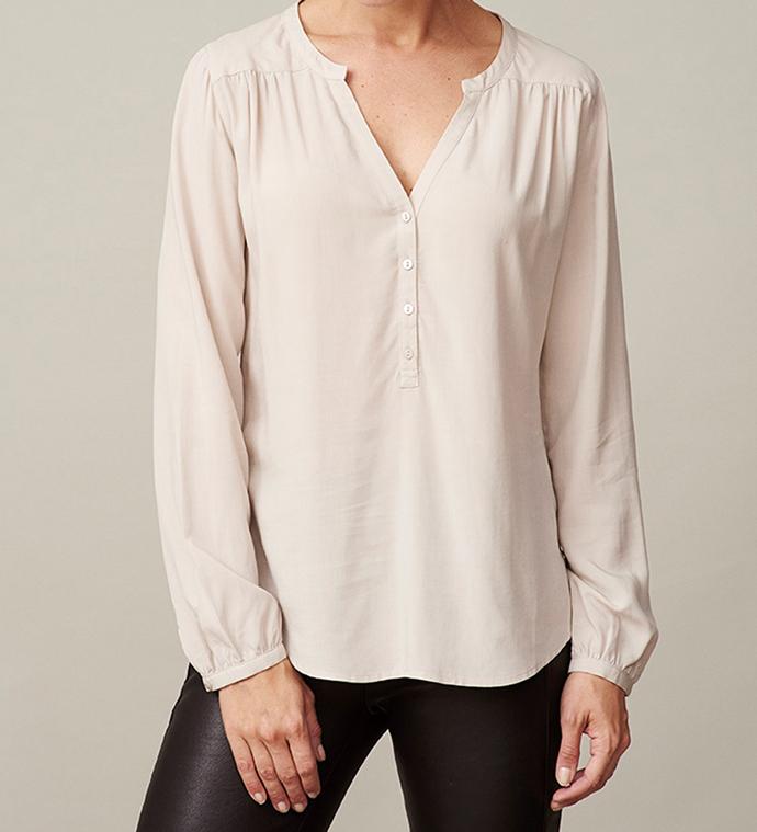 Amelia skjorte i ren modal fra Önling