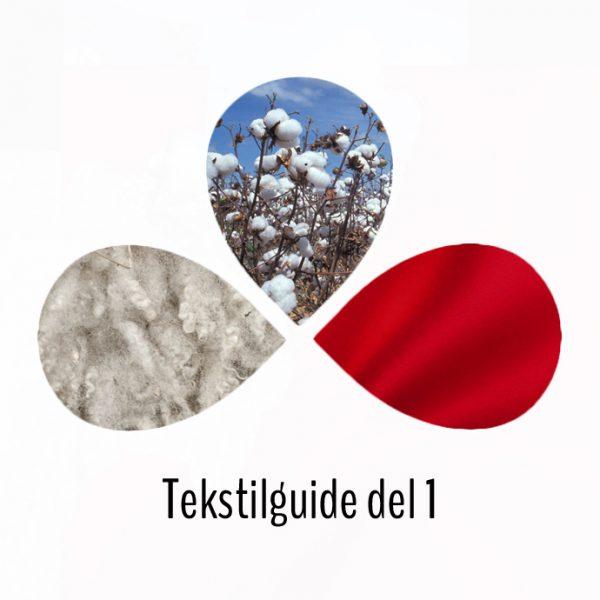 Hvad er bomuld, uld og silke?
