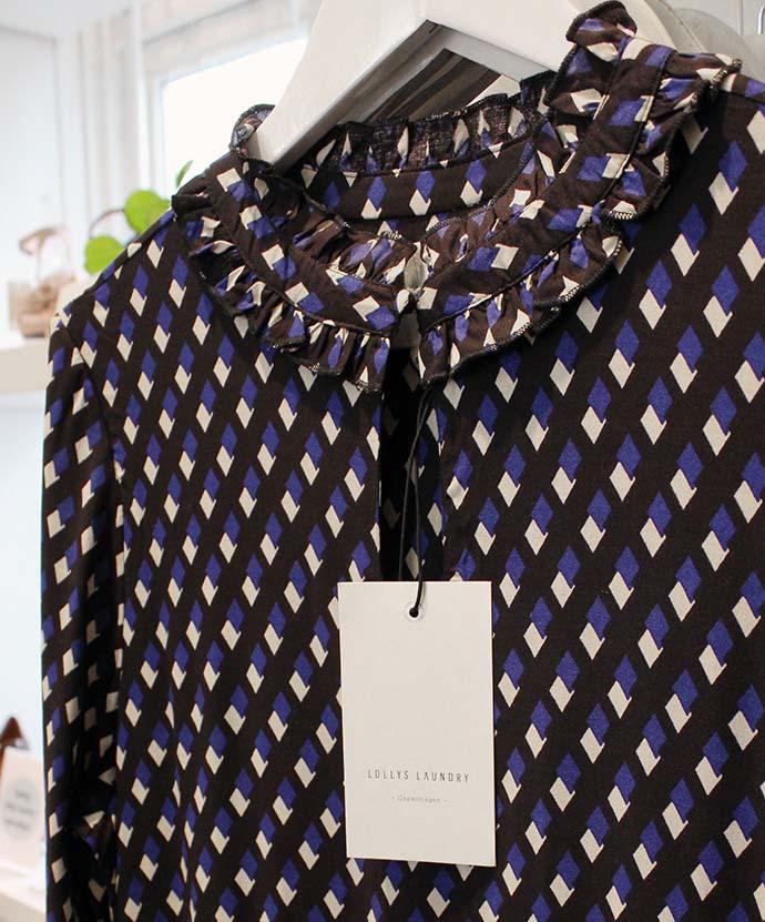 Lollys Laundry kjole bæredygtig mode