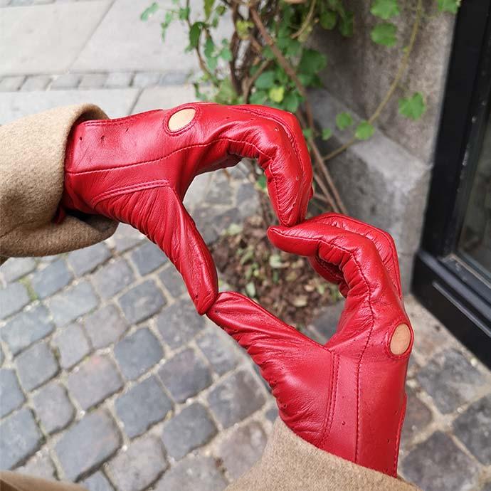 handskestørrelse guide