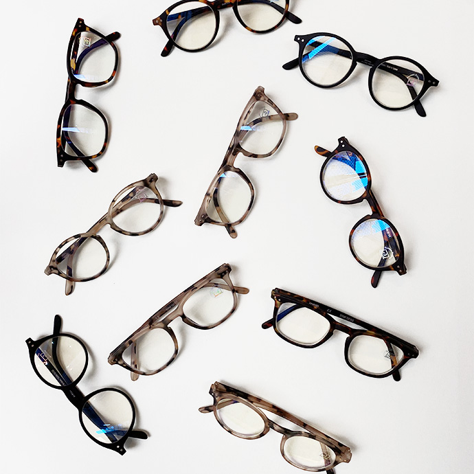 Skaermbriller